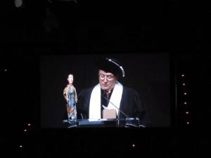 Ladies and gentlemen: John Lasseter